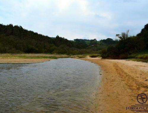 Playa de Galizano, Comarca de Trasmiera ( Cantabria )