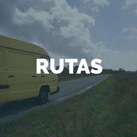 viaje información autocaravana furgo