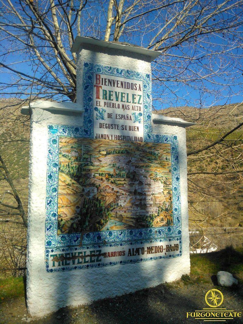 Granada rutas pernoctas