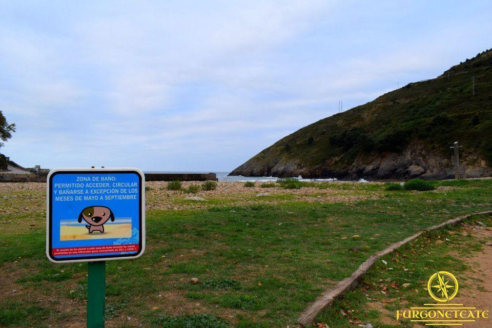 Playa de Mioño Dícido