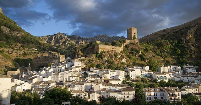 Jaén rutas pernoctas