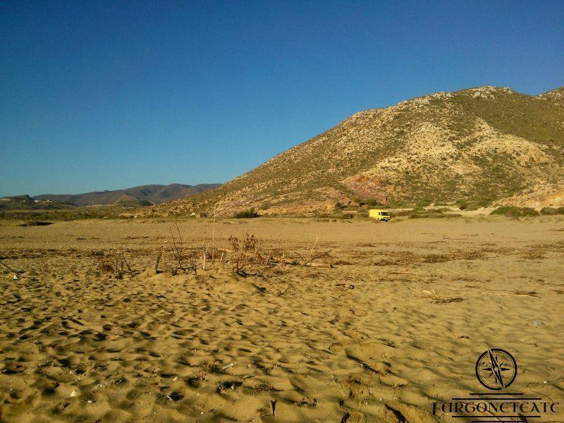 El Playazo Cabo de Gata Almería