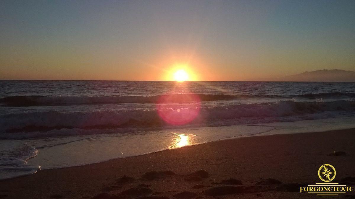 Playa de la Fabriquilla cabo de gata almería