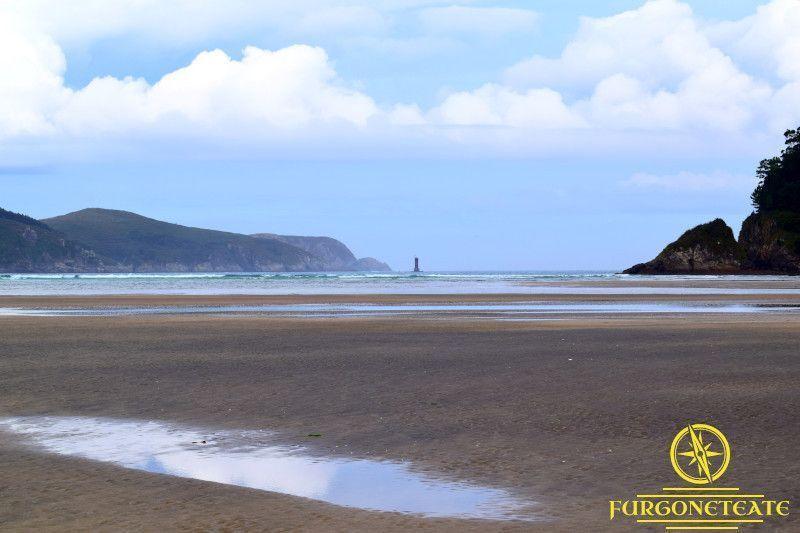 Praia de Vilarrube, Ferrol ( Coruña )