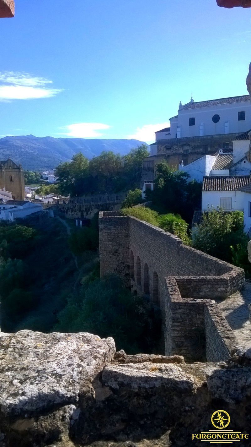Málaga rutas pernoctas