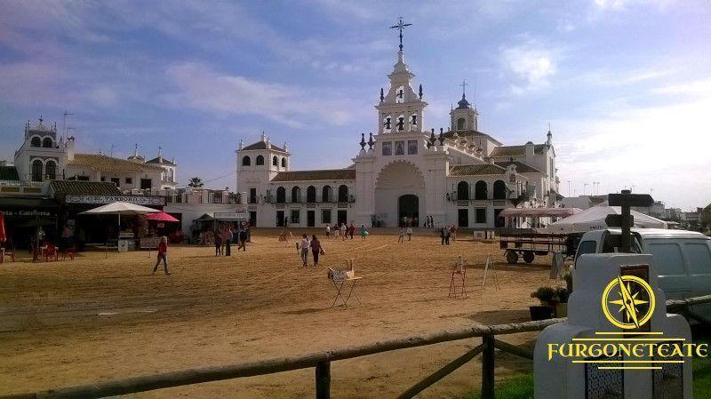 Huelva rutas pernoctas