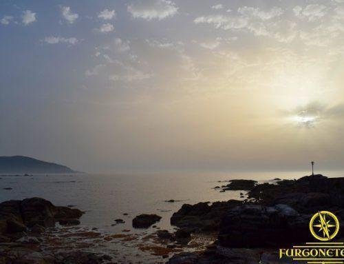 Faro de Muxía ( Coruña )