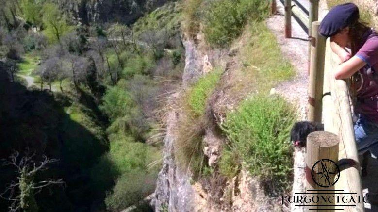 Ruta Los Cahorros de Monachil