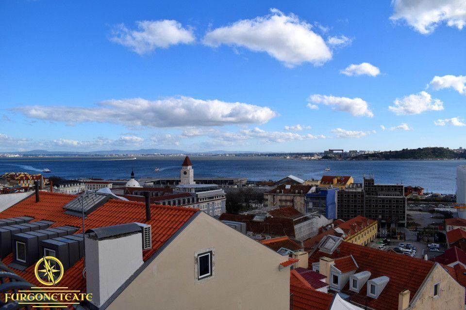 Aparcamiento Barrio Belém Lisboa