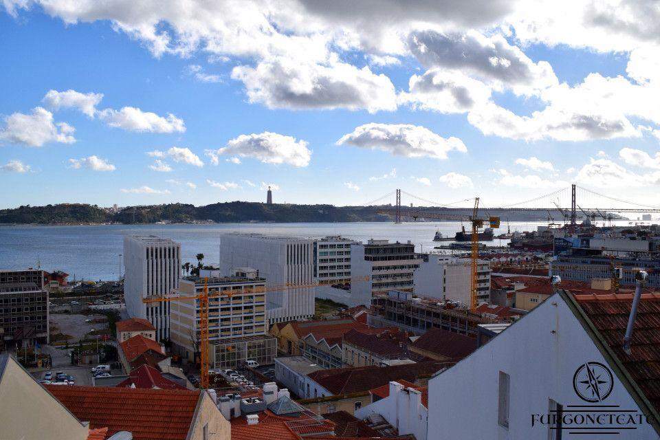 Aparcamiento Lisboa Cais Sodré