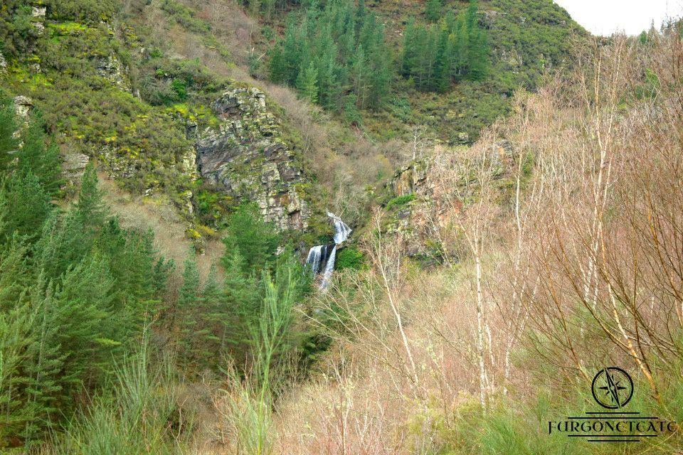 Cascada o Fervenza de Vilagocende