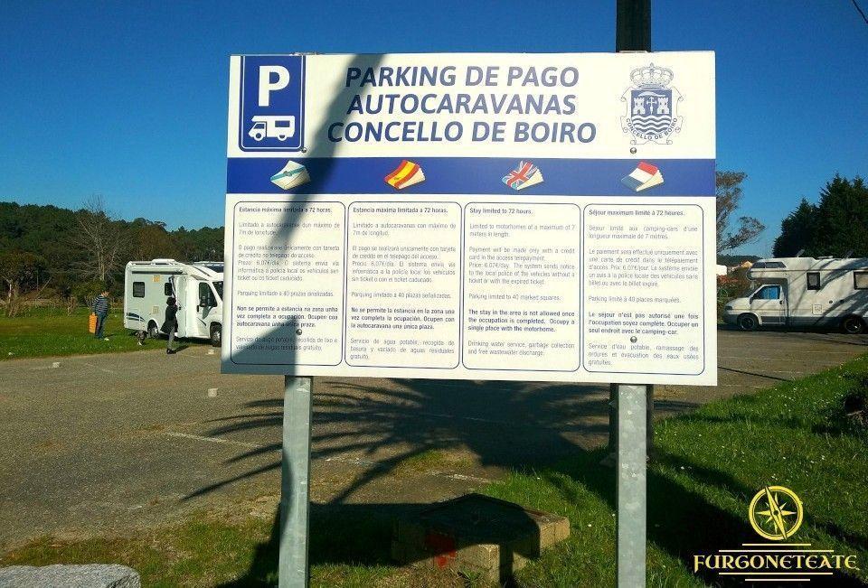 Legislación para la pernocta en España