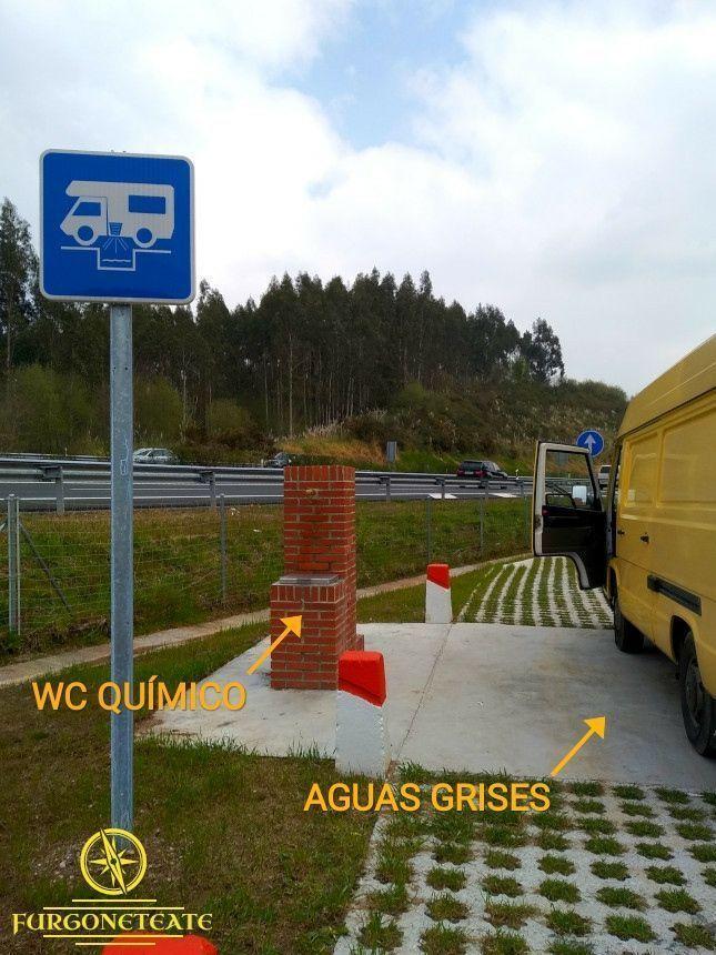 Normas de Uso Áreas Autocaravanas