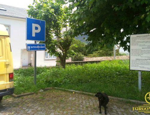 Área de Autocaravanas de Mondoñedo