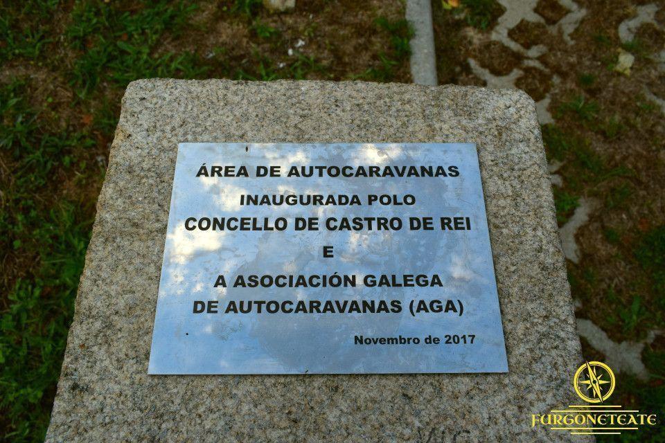Área de Autocaravanas de Castro de Rei