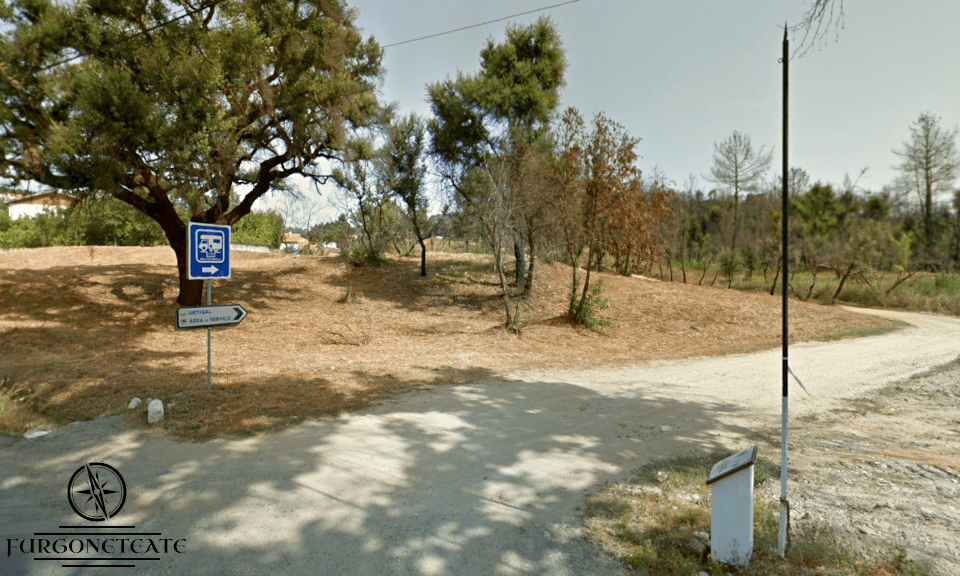 Área de Autocaravanas de Barril de Alva