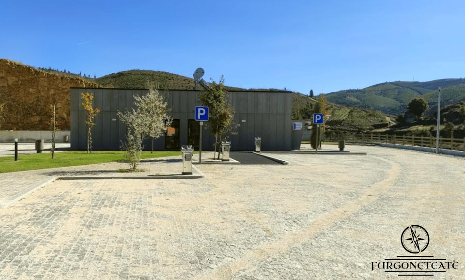 Área de Autocaravanas de Pampilhosa da Serra