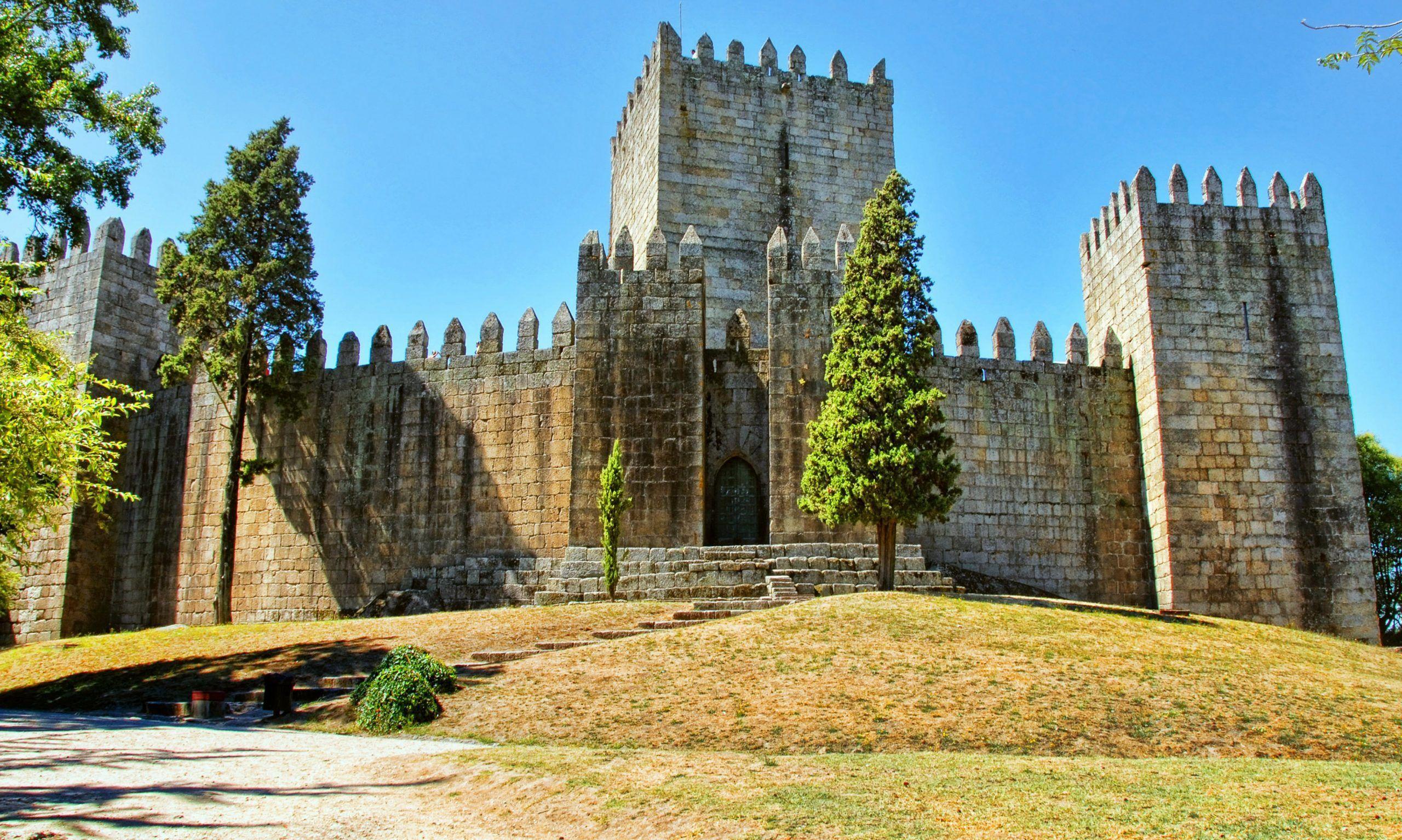 Área de Autocaravanas de Guimarães